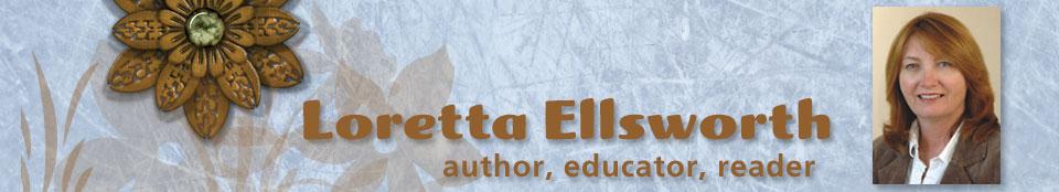 Loretta Ellsworth author